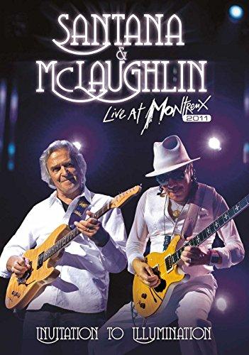 Santana & McLaughlin - Invitation to illumination - Live at Montreux 2011