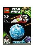 LEGO Star Wars 75006 - Jedi Starfighter und Kamino