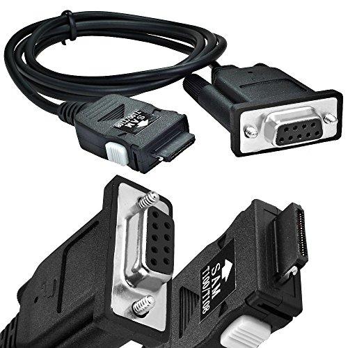 Datenkabel Seriell für Samsung SGH-A800 N400 N500 N620 Q100 Q200 R200 R210 R220 T100 T400