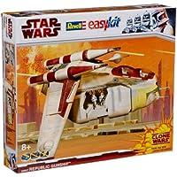 Revell 06667 Easykit Star Wars - Maqueta de cañonera de la República (LAAT) en las Guerras Clon