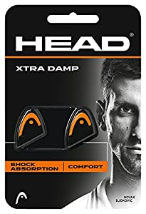 Head Xtra Damp Vibration Dampener - Pack of 2 Review 2018 by Head