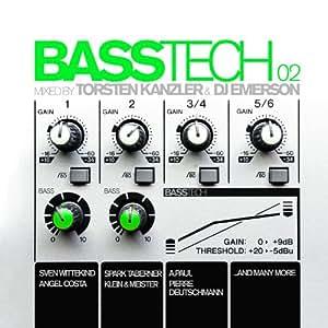 Basstech Vol. 2 - mixed by Torsten Kanzler & DJ Emerson