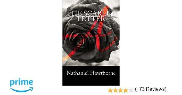 the scarlet letter amazoncouk nathaniel hawthorne 9781539089209 books