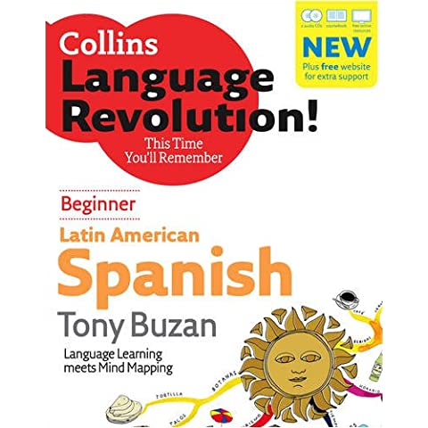 Latin American Spanish: Beginner (Collins Language Revolution)