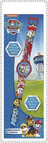 Kids Licensing-pw16268-Paw Patrol-Reloj Digitale