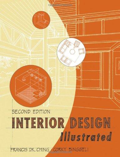 Interior Design Illustrated por Francis D. K. Ching