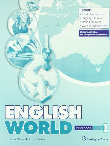 English World 1. Workbook. 1º ESO por Vv.Aa.