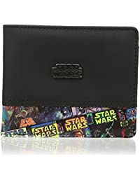 Star Wars A New Hope Graphic Wallet (Black)