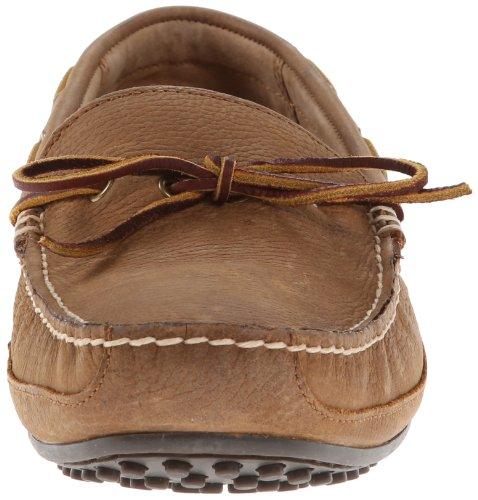 Polo Ralph Lauren Wyndings Slip-on Mocassins Tan