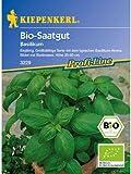 Sperli Gemüsesamen Bio-Basilikum Genoveser