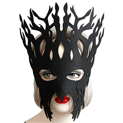 Supersnailman Maskerade Karneval Party Baum Maske Halloween Party Kostüm (Sexy Baum Kostüme)
