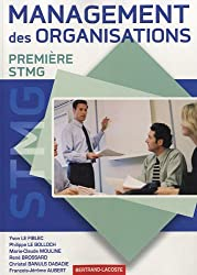 Management des organisations 1e STMG