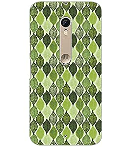 PrintDhaba Pattern D-5215 Back Case Cover for MOTOROLA MOTO X STYLE (Multi-Coloured)
