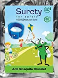 #2: Surety for Safety Herbal Anti Mosquito Bracelet (Blue)