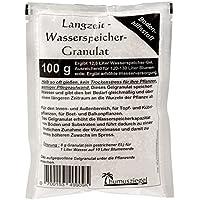 Stockosorb Stockosorb 660 medium - Gránulos a largo plazo de almacenamiento de agua (100 g de hidrogel - 1 litro de la remolacha, balkonpflanzen, plantas en contenedores y caja de flores - de tierra para macetas 8-10 litros)