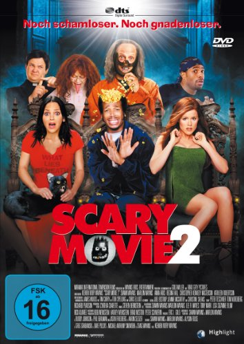 Scary Movie 2 (Mary Scary Film)