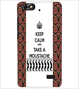 PrintDhaba Quote D-3477 Back Case Cover for HUAWEI HONOR 4C (Multi-Coloured)