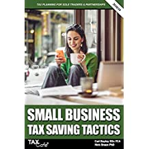 Small Business Tax Saving Tactics 2018/19: Tax Planning for Sole Traders & Partnerships