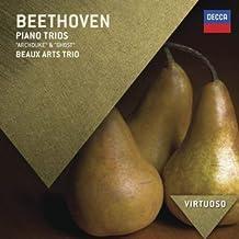 Beethoven: Tríos Para Piano