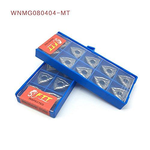10pcs lcd - teiler wnmg080404-mt, cnc - dreh für keramik, metall einfügen, beratung für mwlnr wwlnr serie werkzeug