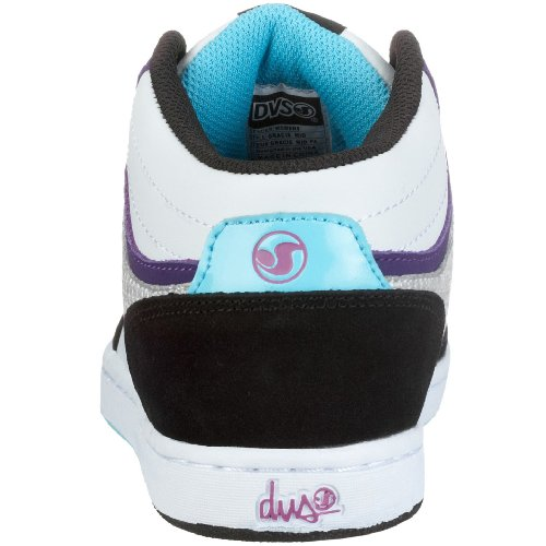 DVS Shoes GRACIE MID SG/GRACIE MID FA, Mädchen Sneaker weiss (WH-S)