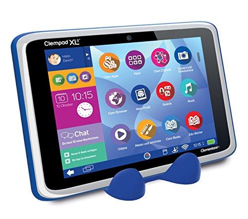 Clementoni 69484.6 - Clempad Quad Core Tablets und Zubehör 6 PLUS XL, 8 Zoll Screen