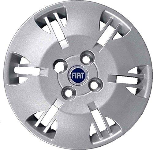 Juego de 4 tapacubos para ruedas de coches de 13 pulgadas, dinámicos, no originales