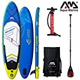 Aqua Marina Beast 2019 SUP Board Inflatable Stand Up Paddle Surfboard Paddel
