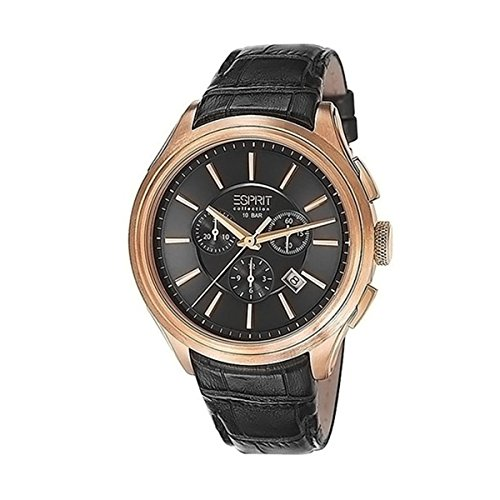 Esprit EL101941F05 Men's Chronograph PVD Rose Gold Quartz Watch