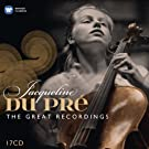 Jacqueline du Pr� : The Complete EMI Recording (Int�grale des enregistrements pour EMI) (Coffret 17 CD)