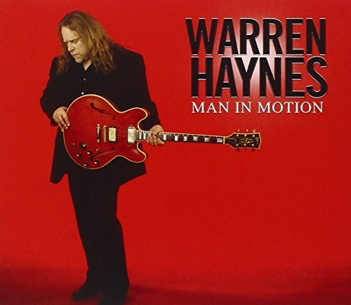 Man In Motion by Warren Haynes (2011-05-10) - Von Man Haynes In Warren Motion