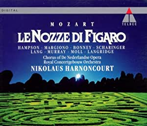 Le Nozze de Figaro (Gesamtaufnahme)