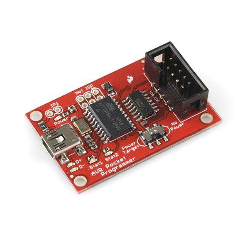 Pocket-AVR Programmer Pocket Programmer