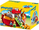 Image for board game Playmobil 1.2.3 My Take Along 1.2.3 Noah's Ark, For Children Ages 18 Months