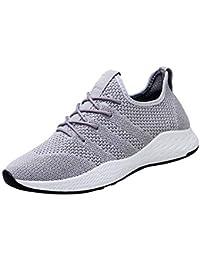 iHAZA Traspirante Uomini Sneakers Di Alta Qualità Confortevole Antiscivolo Soft Mesh Uomini Scarpe