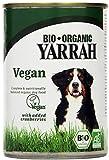 Yarrah Bio Vegan Hundefutter Dose 380g