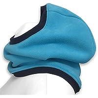 Fleece Schlupfmütze für Kinder 44 - 57 cm Kopfumfang