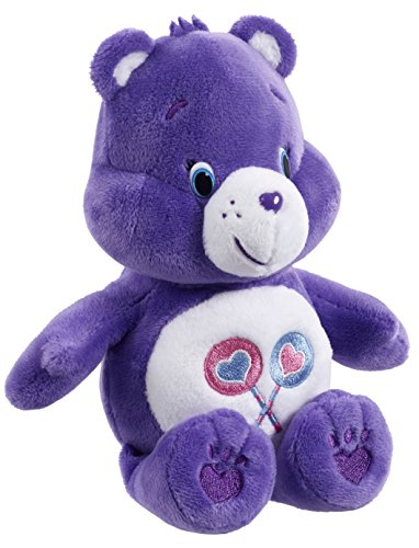 Image of Care Bears Bean Toy: Share Bear