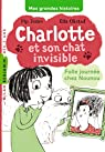 Charlotte et son chat invisible - Folle journée chez Nounou par Jones