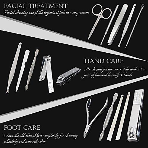 Zoom IMG-1 tedgem kit pedicure set manicure