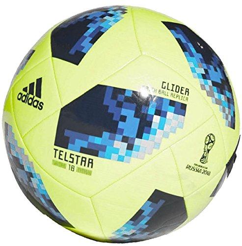 Adidas Fußball der Weltmeisterschaft 2018, Junior für Alter 2–8 Jahre, Russland-Turnierball, Größe 3