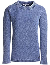 Piece of blue PIECE OF BLUE Pullover natur Damen Bekleidung