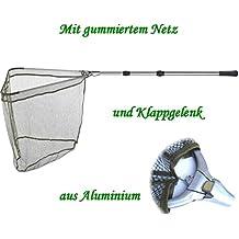 Balzer Watkescher mit Gumminetz und Magnet-Clip