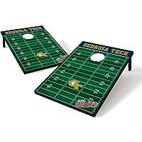 Wild Sports NCAA 2 x 3 Campo de fútbol Cornhole Bolsa Toss Juego -