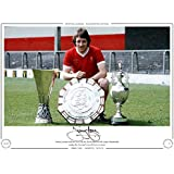 HAND SIGNED LIMITED EDITION PHOTO LIVERPOOL 1976 JIMMY CASE