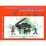 Alfred's Basic Piano Course Lesson Book, Bk 1a (Alfred's Basic Piano Library)