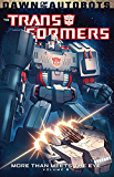 Transformers: More Than Meets the Eye (2011-) Vol. 6