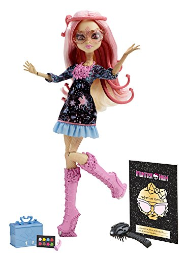 Monster High Hauntlywood Viperine Doll Englische (Monster High Baby)