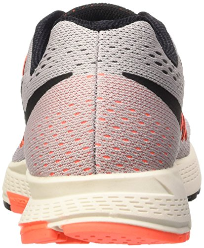 Nike Wmns Air Zoom Pegasus 32, Chaussures de Running Compétition Femme Multicolore - mehrfarbig (Violet Ash/Black-Hyper Orange)