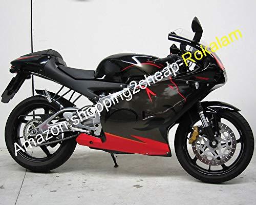 RS 125 Kit de carénage pour moto Aprilia RS125 01-05 RS-125 2001 2002 2003 2004 2005 RS125 01 02 03 04 05 Lionhead